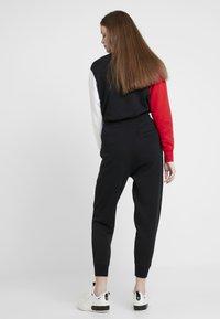 Nike Sportswear - PANT - Jogginghose - black/white - 2