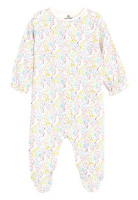 Next - 3 PACK HEDGEHOG SLEEPSUITS - Pyžamo - purple - 3