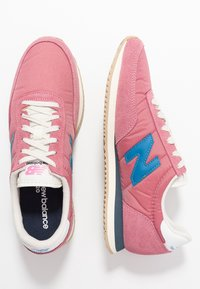 New Balance - WL720 - Matalavartiset tennarit - purple - 3