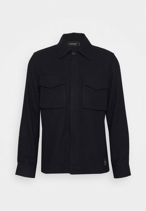 RELAXED OVERSHIRT - Summer jacket - midnight