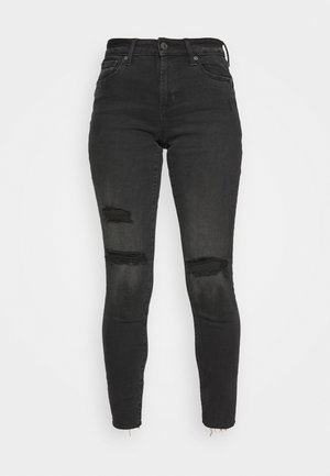 WASHED ELLIS - Jeans Skinny Fit - black