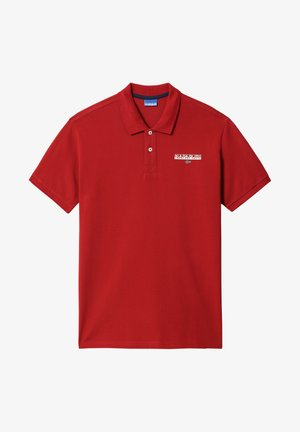 E-ICE - Polo shirt - old red