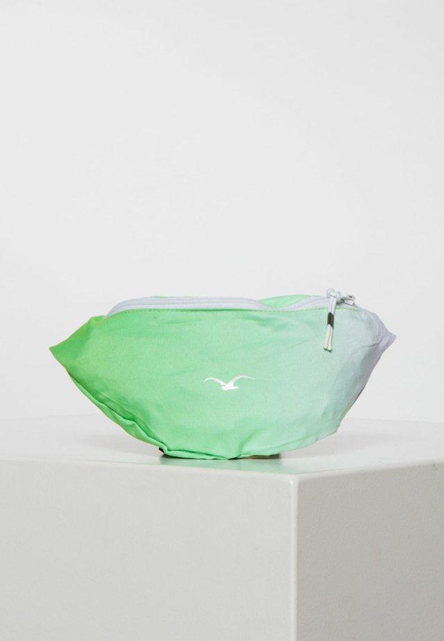 Bum bag - fluo green
