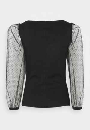 VISPENSA - Long sleeved top - black