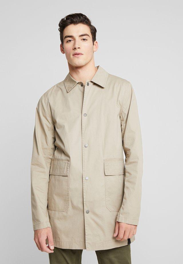 COAT - Płaszcz wełniany /Płaszcz klasyczny - sand