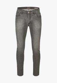 Hattric - Slim fit jeans - grey - 0