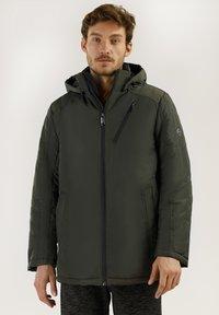 Finn Flare - MIT MODISCHEM DESIGN - Winter jacket - olive - 0