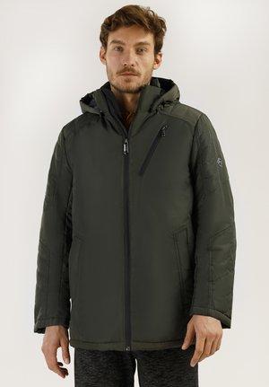 MIT MODISCHEM DESIGN - Winter jacket - olive