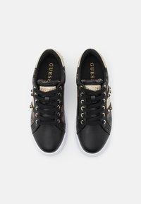 Guess - RICENA - Sneakersy niskie - brown - 5