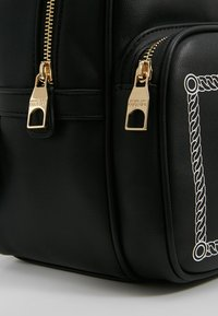 Versace Jeans Couture - BACKPACK - Rucksack - black - 6