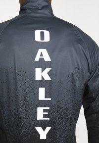 Oakley - JACKET - Trainingsjacke - grey - 5