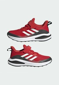 adidas Performance - FORTARUN ELASTIC - Neutral running shoes - red - 5