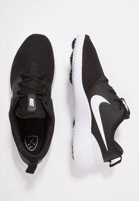 Nike Golf - ROSHE - Golfsko - black/white - 1