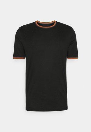 GENTS - T-shirt med print - black