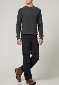 Vaude - FARLEY - Outdoor trousers - black - 0
