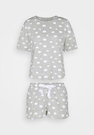 Pyjamas - light grey