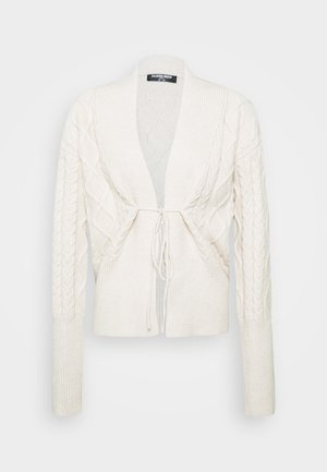 IVY - Strickjacke - cream