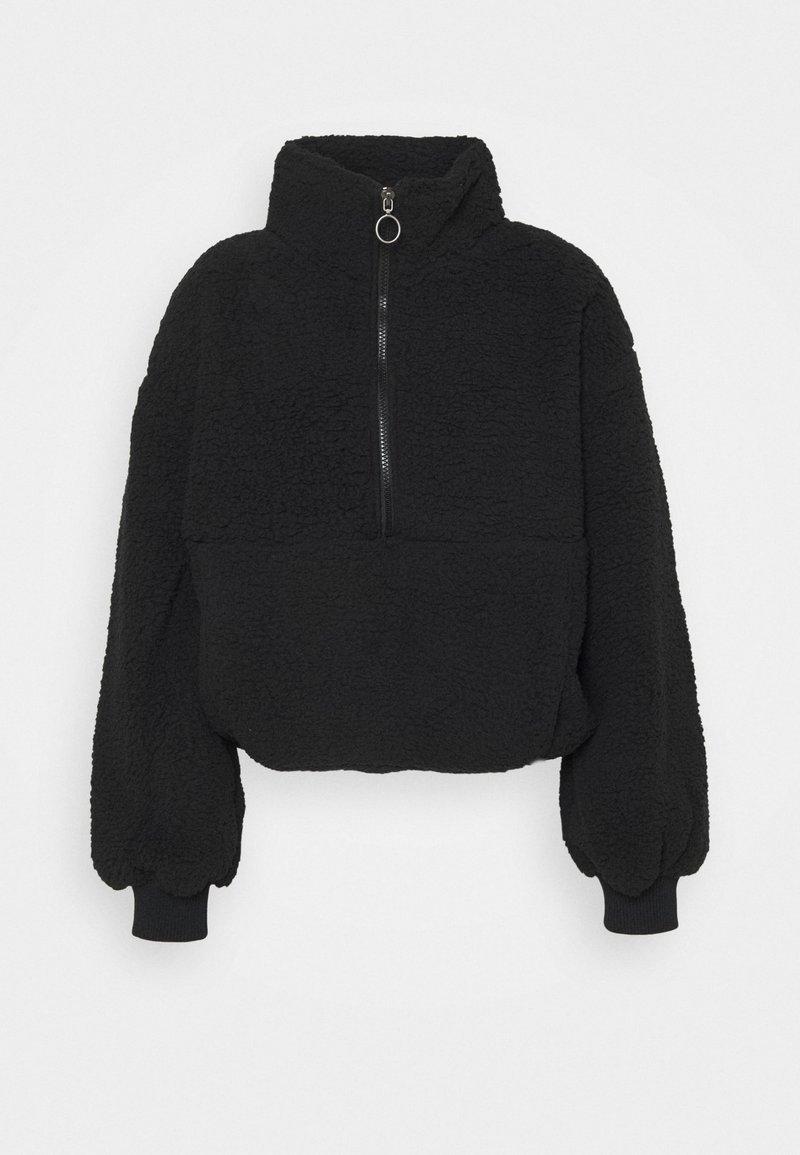 Billabong - TIME OFF - Fleece jumper - black
