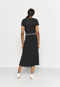 Calvin Klein Performance - Print T-shirt - black - 2
