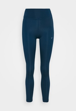 ONE COLORBLOCK - Leggings - valerian blue/black/cool grey