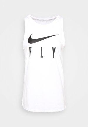 FLY TANK - Sports shirt - white