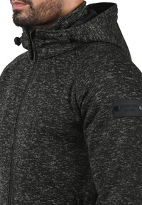 INDICODE JEANS - CHILLINGWORTH - Zip-up hoodie - dark grey - 2
