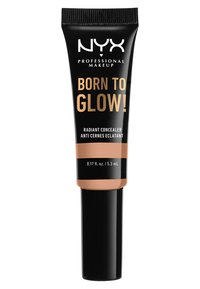 Nyx Professional Makeup - BORN TO GLOW RADIANT CONCEALER - Concealer - 7.5 soft beige - 1