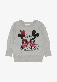 GAP - TODDLER GIRL LOVE - Svetr - grey heather - 2