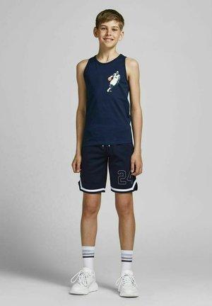 MIT BASKETBALL LEGENDEN - Top - navy blazer