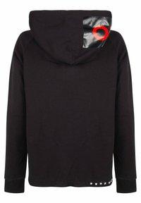 ONCE WE WERE WARRIORS - Zip-up sweatshirt - schwarz - 1
