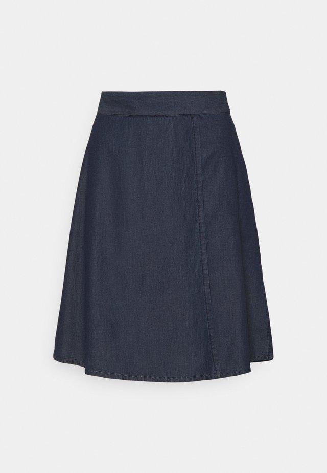 CLARI - Overige accessoires - medium blue denim