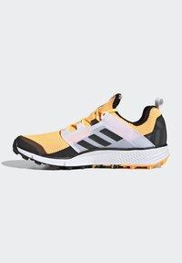 adidas Performance - TERREX SPEED LD TRAIL RUNNING SHOES - Obuwie do biegania Szlak - gold - 7