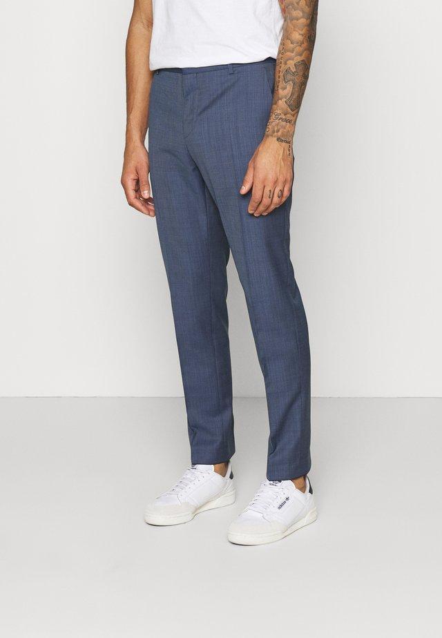 FIL-A-FIL PANTS - Pantaloni - blue