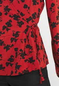 b.young - BYJOSA NECK - Blouse - arabian spice - 6