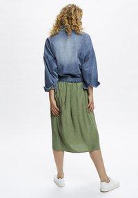 Denim Hunter - Denim jacket - light blue retro wash - 2