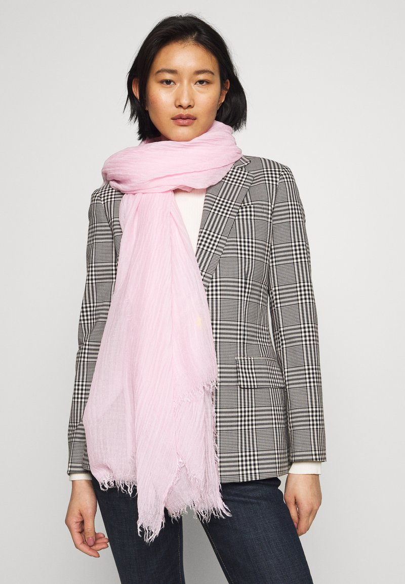 Polo Ralph Lauren - BLEND SOLID SIGNAT - Scarf - country club pink