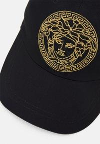 Versace - MEDUSA UNISEX - Caps - black - 4