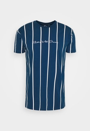 KINGS WILL DREAM MOFFAT - T-shirt print - sailor blue