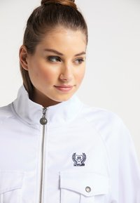 myMo - CROPPED - Light jacket - weiss - 3