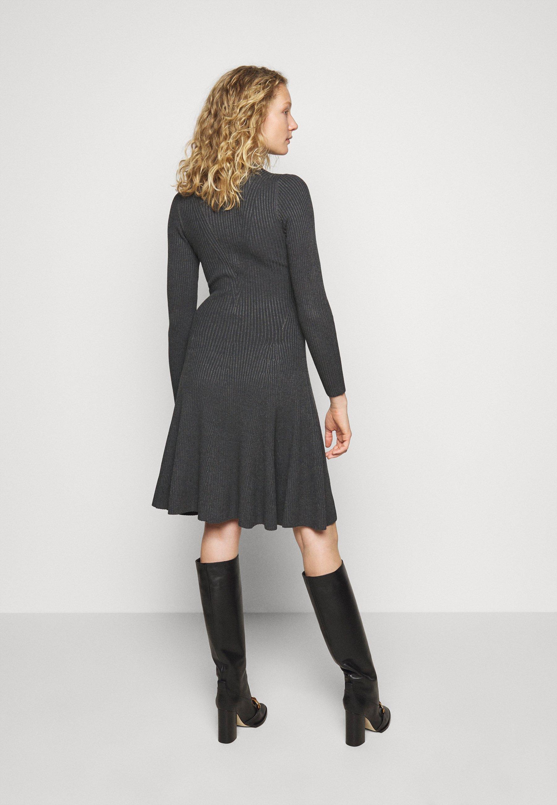Steffen Schraut FAVORITE DRESS SPECIAL Strickkleid medium grey/grau