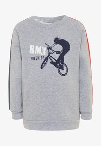 Fred's World by GREEN COTTON - BMX FREE RIDE  - Sweatshirt - pale/grey marl - 0