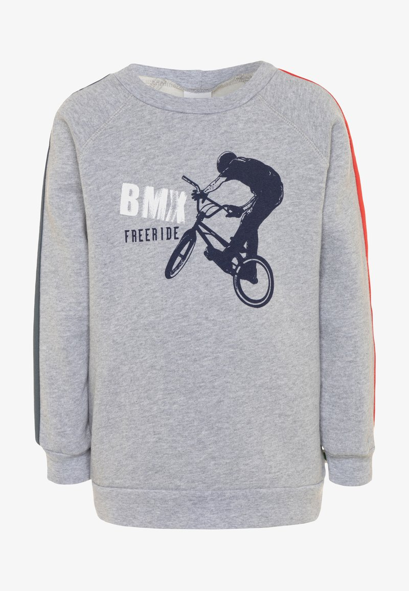 Fred's World by GREEN COTTON - BMX FREE RIDE  - Mikina - pale/grey marl