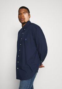 Polo Ralph Lauren Big & Tall - NATURAL - Shirt - newport navy - 3