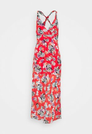 LARLEY - Maxi dress - multico red