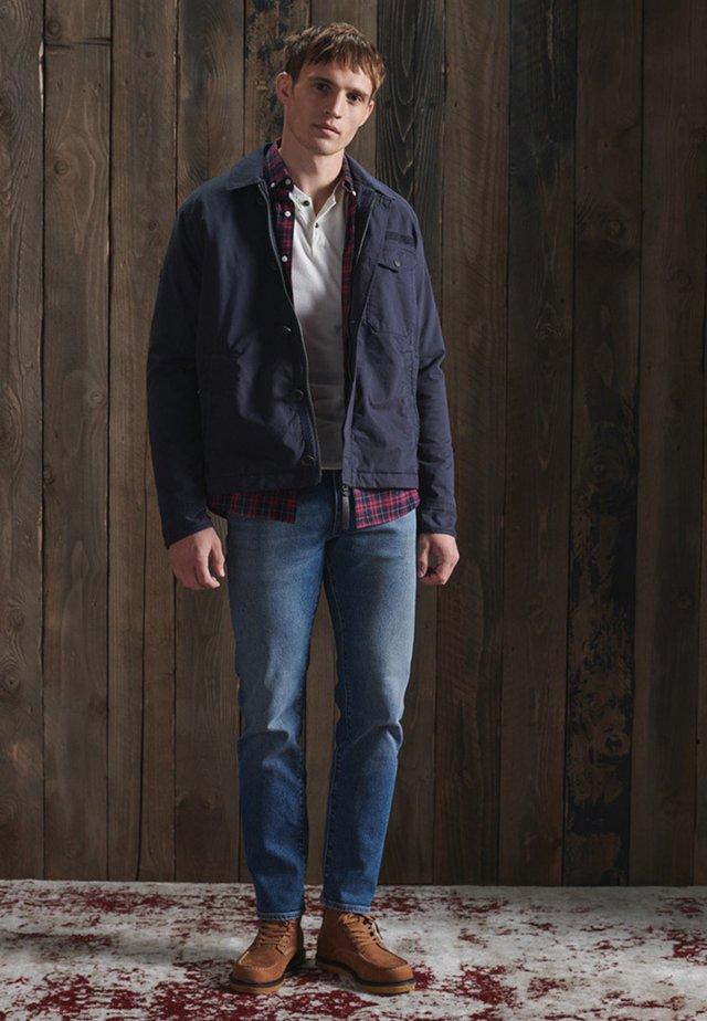 Jeans a sigaretta - boyce worn blue