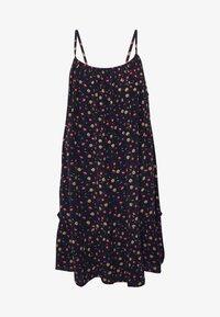 Superdry - DAISY BEACH DRESS - Korte jurk - navy floral - 4