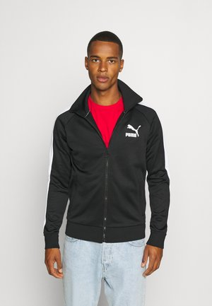 ICONIC  - Veste de survêtement - black