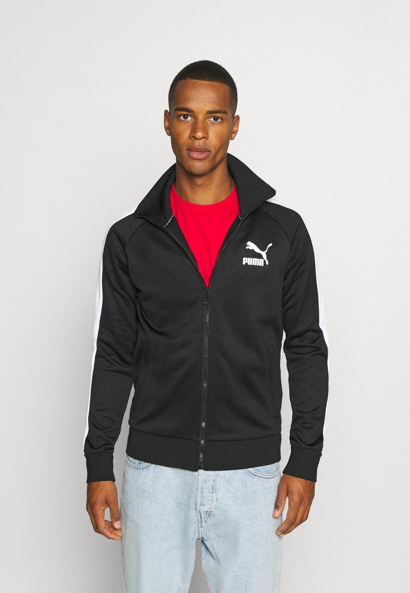 Puma - ICONIC  - Training jacket - black