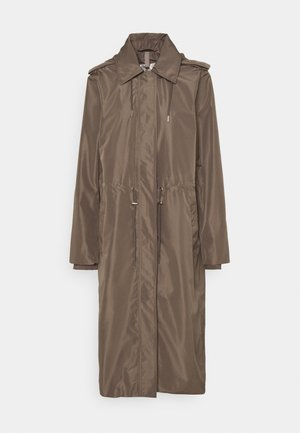 YOLEE - Trenchcoat - sandy grey