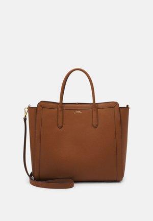 TYLER TOTE MEDIUM - Shopping bag - tan